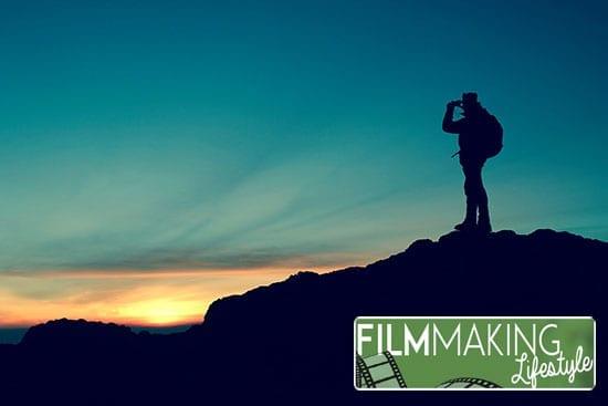 hiker-filmmaking