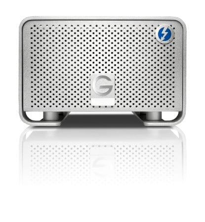 G-Technology G-RAID with Thunderbolt Professional Dual Drive Storage System 8TB