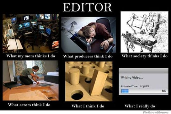 editing meme 5 tips to make more in the video production editing suite by doing,Make A Video Meme