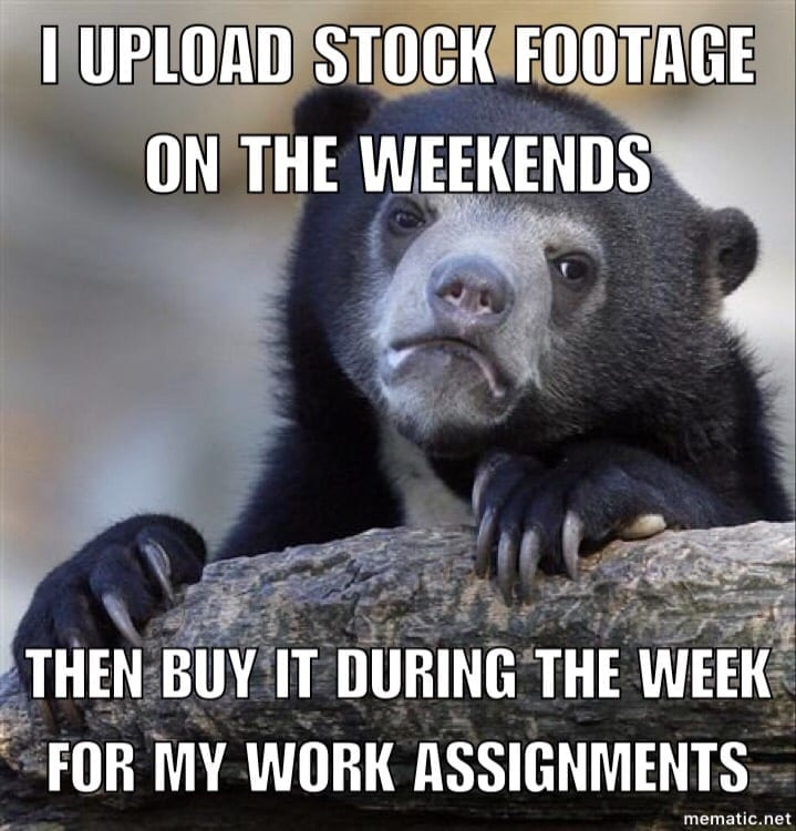 i-make-stock-footage