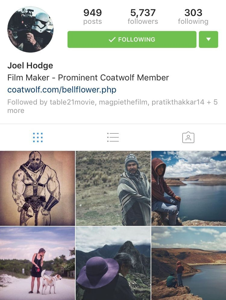19 of the Best Filmmaking Instagram Accounts You Should