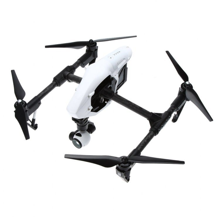 drones for filming