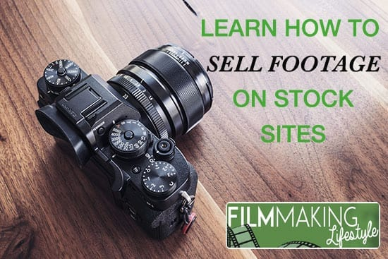 sell stock footage