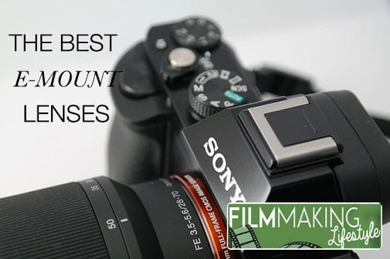 best e-mount lenses