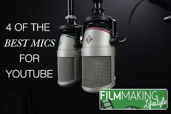 best mics for youtube