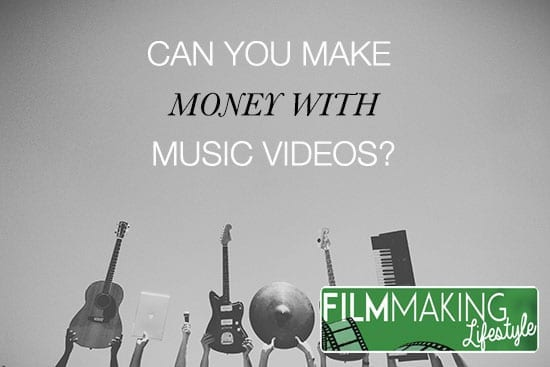 music video money