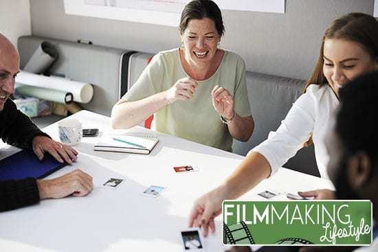 running a video production company