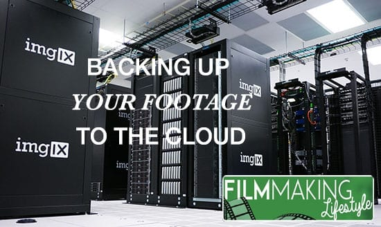 cloud video footage storage