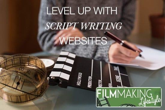 script writing websites