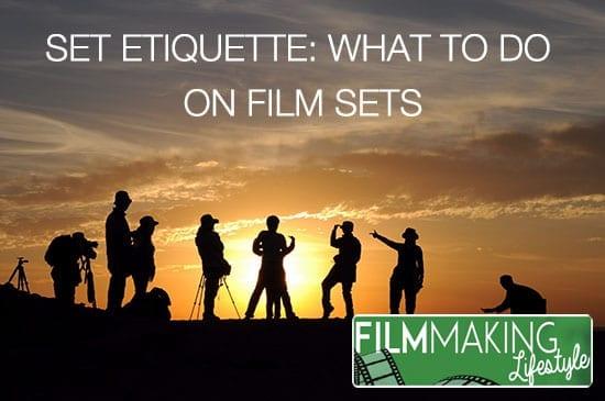 set etiquette