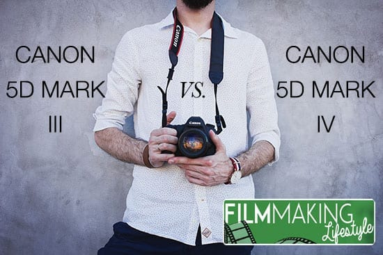Canon 5D Mark III vs. Mark IV
