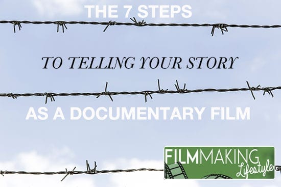 how to make a documentary