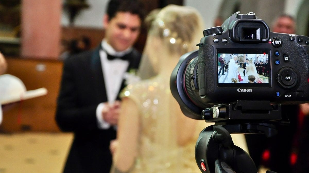 wedding videography gear