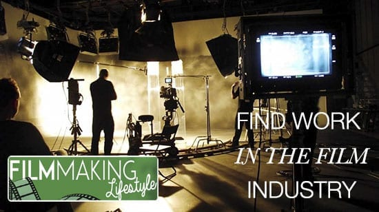 how to work in film industry