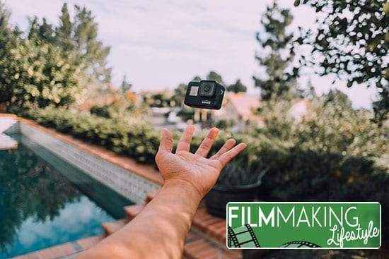 making a gopro movie
