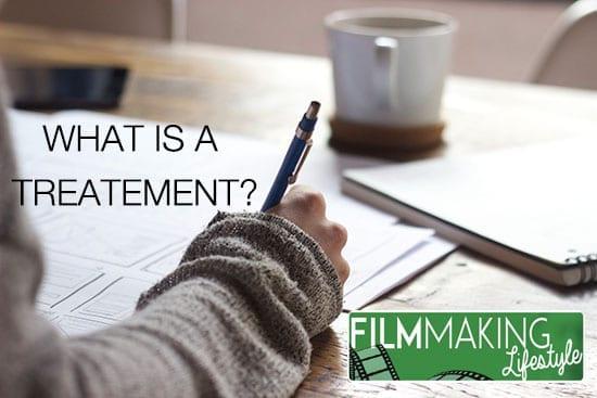 treatment in filmmaking