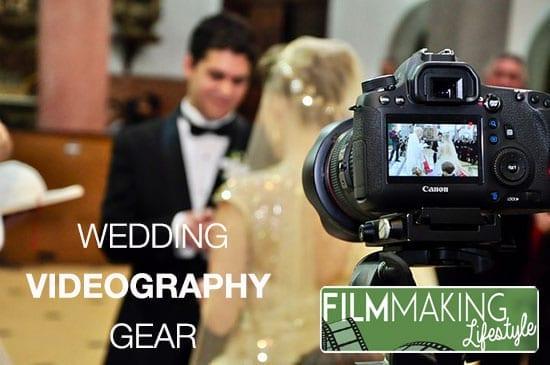 wedding videography gear
