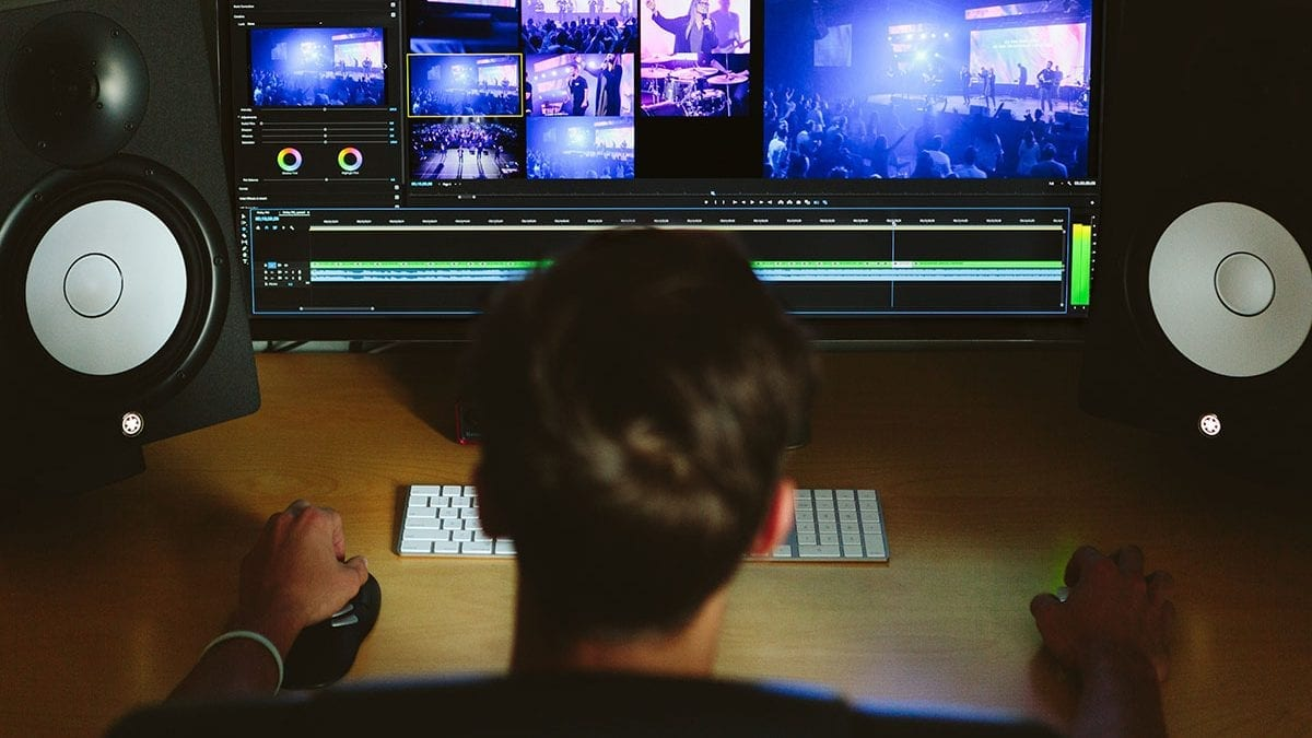 video production editing