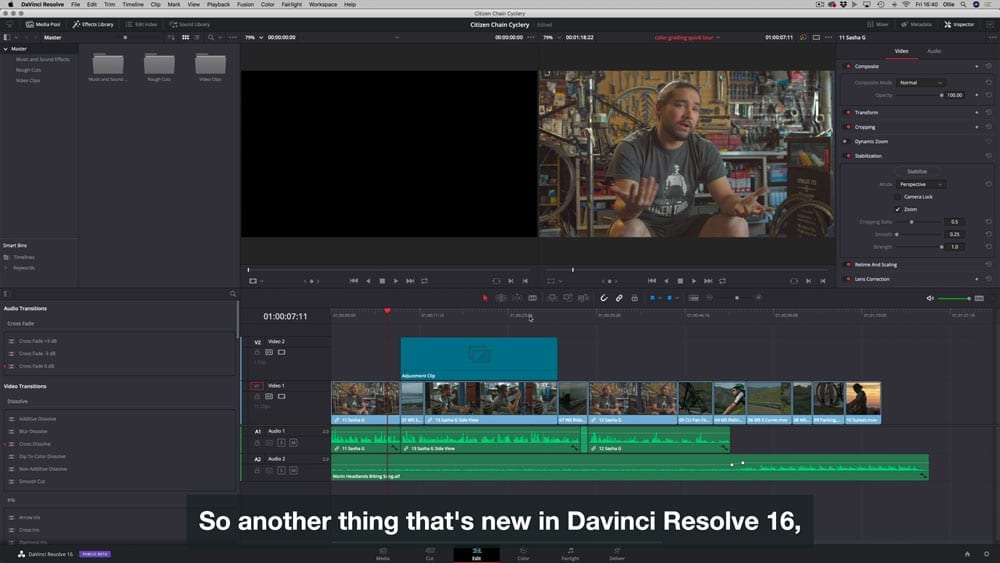 davinci resolve review