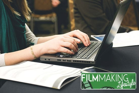 scriptwriting portfolio