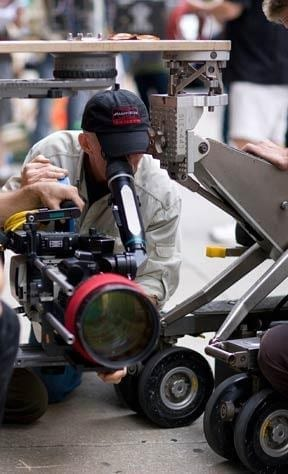 what is a dp in film