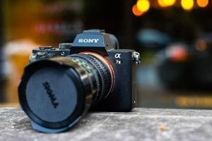best lens for sony a7