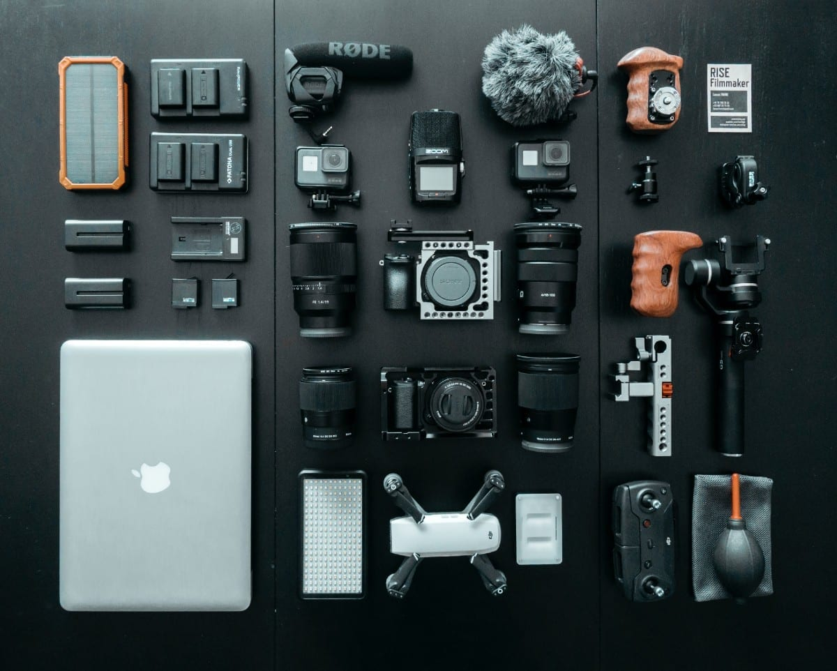 tools for filmmaking